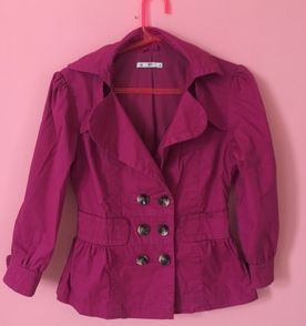 5190b32e41d casaquinho rosa escuro - pool