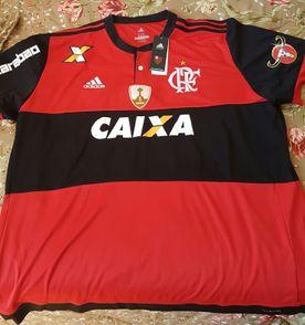 50c2a5433a1e7 Adidas Camisa Masculina 2019 Nova ou Usada