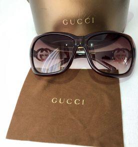 055d1631e82c3 Oculos Escuros Gucci - Encontre mais belezas mil no site  enjoei.com ...
