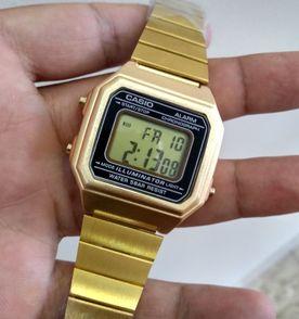 ab8af0634b5 Retro Casio Relogio Watch - Encontre mais belezas mil no site ...