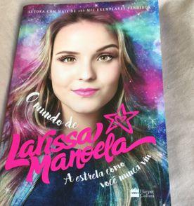 47b480e667ba8 O Diario de Larissa Manoela   Item Infantil Nao Tem Marca Nunca ...