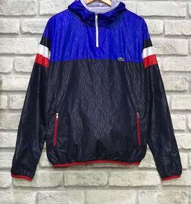 d804f459755 jaqueta gg corta vento lacoste lacoste sport cód.  5166a22
