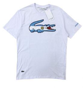 camiseta g emborrachada lacoste sport big croc argentina cód. do produto   e916101 bfdede4443