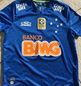 Camisa Cruzeiro - Encontre mais belezas mil no site  enjoei.com.br ... dda8712ca6272