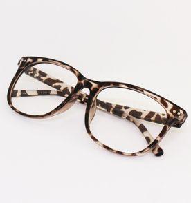 edad4ad1fa613 armação óculos para grau feminina quadrada marrom leopardo oncinha tartaruga
