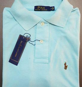 e77e924fd4 Camisa Ralph Lauren Gola V - Encontre mais belezas mil no site ...