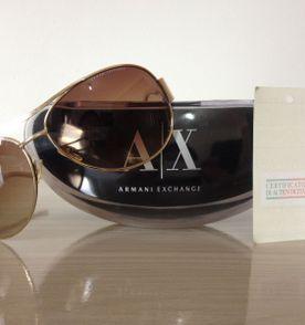 32c7ef976b1 óculos original armani exchange aviador