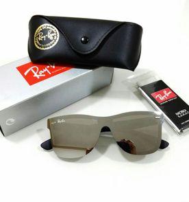 óculos de sol blaze espelhado prata ray ban masculino e feminino 35a265b7cc