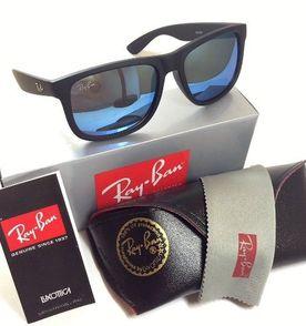 Rayban Justin Rb4165 Espelhado Original   Óculos Masculino Ray Ban ... 0a9785f953