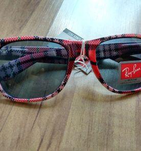 b38809bb66a Oculos Armacao Rayban - Encontre mais belezas mil no site  enjoei ...