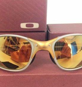 Oculos Oakley 24k - Encontre mais belezas mil no site  enjoei.com.br ... a2ba900ae6