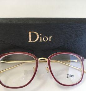 a0906de2e3db5 Armacao De Oculos Dior - Encontre mais belezas mil no site  enjoei ...