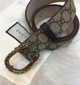 Gucci Cinto Feminino 2019 Novo ou Usado   enjoei febc962823