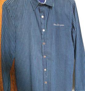 Camisa Masculina Fluminense Guerreirinhos Tamanho 14  d6e76cf5b09d0