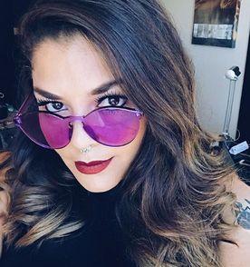 45bc9b46b0a05 Oculos De Sol - Encontre mais belezas mil no site  enjoei.com.br ...
