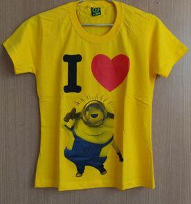 Camiseta Minions - Encontre mais belezas mil no site  enjoei.com.br ... dffe2a30192