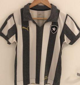b62bc53c06 Camisa Oficial Do Botafogo Kappa - Encontre mais belezas mil no site ...