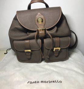 Bolsa Marrom E Bege Santa Marinella - Encontre mais belezas mil no ... dc6aee43625