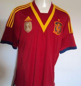 caa75e927f Camisa Selecao Da Espanha Adidas - Encontre mais belezas mil no site ...