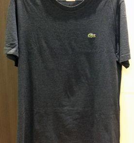 67ed809e7d333 Camiseta Lacoste Live   Camiseta Masculina Lacoste Live Nunca Usado ...