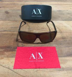 4649edeb3b81a Armani Exchange Óculos Masculino 2019 Novo ou Usado   enjoei