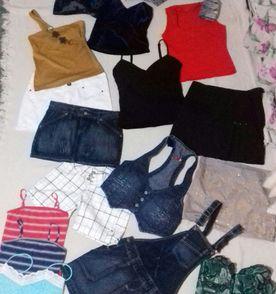 Lote Roupas - Encontre mais belezas mil no site  enjoei.com.br  c5499b8853bf1
