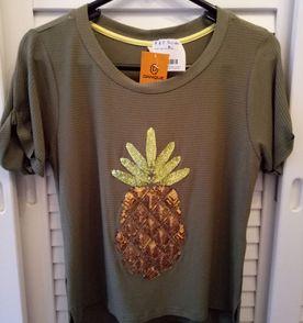Camisetas Personalizadas Bordadas Com Lantejoulas - Encontre mais ... bb84fa37144