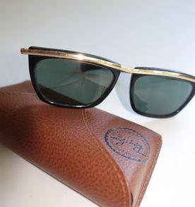 Oculos Ray Ban Anos 70 - Encontre mais belezas mil no site  enjoei ... 0d770e9403