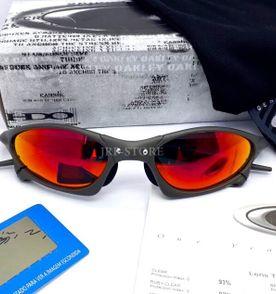 óculos oakley juliet penny xmetal lente ruby + brinde lente extra ba271ec223