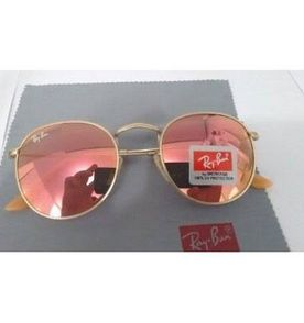 0f04f460ef5ff Rayban Round Rosa Redondo - Encontre mais belezas mil no site ...