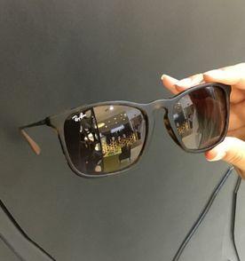 fa26e36359d7b Oculos Ray Ban Chris Veludo - Encontre mais belezas mil no site ...