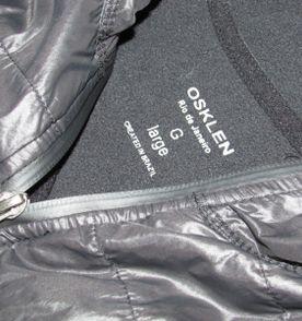 5a0827c5c casaco osklen usado 3 vezes