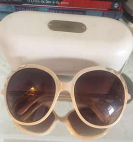 Oculos Sol Chloe - Encontre mais belezas mil no site  enjoei.com.br ... 83ef88bb21