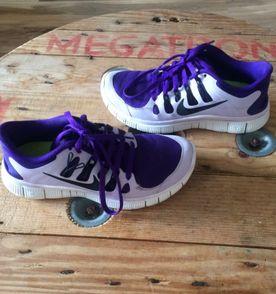 Tênis Nike Free 5.0  c813e9d931650