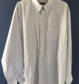 3d7684b75c6 camisa manga longa listras club room (importada)