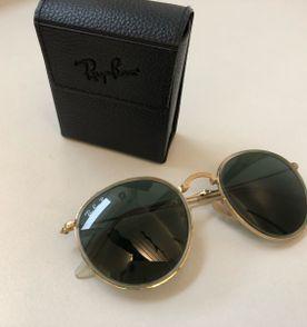Oculos Redondo Dourado - Encontre mais belezas mil no site  enjoei ... 04acb130ed