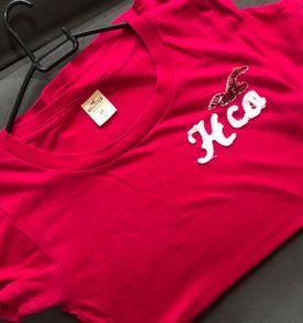 76316f3654c89 Camiseta Feminina 2019 Nova ou Usada