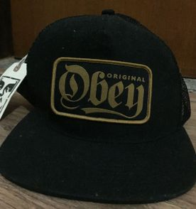 Bone Obey - Encontre mais belezas mil no site  enjoei.com.br  2caef1c0664