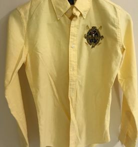 Camisa Social Feminina Ralph Lauren - Encontre mais belezas mil no ... c42d84512b7