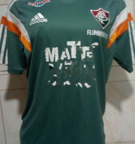 d08e9975b0 Camisa Fluminense Autografada