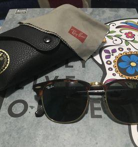 962ac0ebc7b89 Oculos De Sol Clubmaster - Encontre mais belezas mil no site  enjoei ...