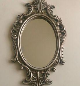 Espelho Grande Com Moldura Provencal - Encontre mais belezas mil no ... d2766b04f5