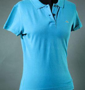 12bdbcb68e1 Camisa Lacoste Azul - Encontre mais belezas mil no site  enjoei.com ...