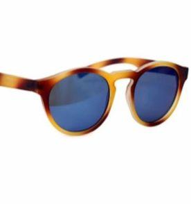 Óculos Tartaruga , Lente Espelhada e Azulada   Óculos Feminino To Be ... 5eed5f29f2
