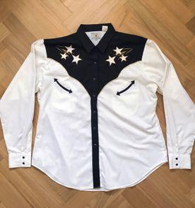 Camisas Country Bordadas - Encontre mais belezas mil no site  enjoei ... a02b5094c9b