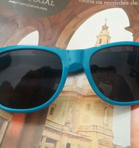 Óculos Estilo Wayfarer   Óculos Feminino Usado 30829318   enjoei 3d426d92a9