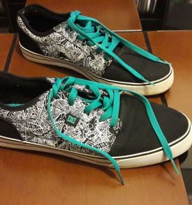 Tenis Dc Shoes Camuflado - Encontre mais belezas mil no site  enjoei ... 8a9b53f1d30f7