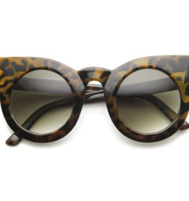 óculos gatinho redondo oversize c08fb1b6f1