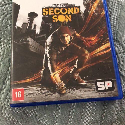jogo infamous second son para ps4 33778331