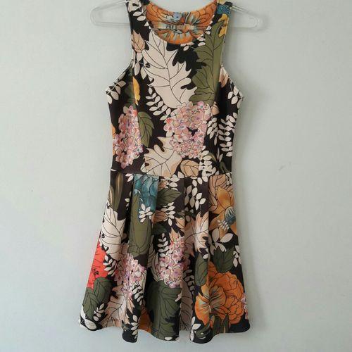 vestido farm estampado 45896843